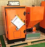 Caldaia policombustibile biomassa D'alessandro CS 45 SMALL