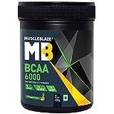 MuscleBlaze BCAA 6000 (0.44lbs, Pineapple)