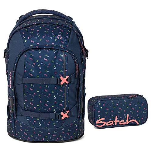 Satch Schulrucksack 2tlg. Set (mit SchlamperBox) (Pack Funky Friday)