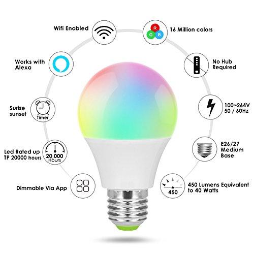 Comparazione Watt Lumen Led.Light Bulb The Best Amazon Price In Savemoney Es