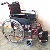 Bischoff Rollstuhl S-Top Sitzbreite 41 cm Armlehne lang