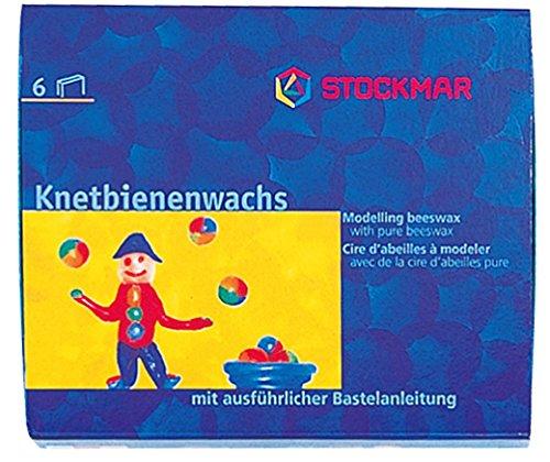 Hausen Mar Bienenwachs Ton 6 Farben 6 Stueck Set 61011
