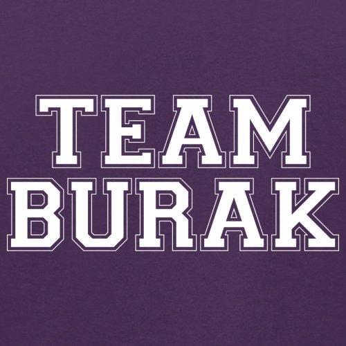 Team Burak - Herren T-Shirt - 13 Farben Lila