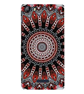 PrintVisa Designer Back Case Cover for Micromax Canvas 5 E481 (Painitings Watch Cute Fashion Laptop Bluetooth )