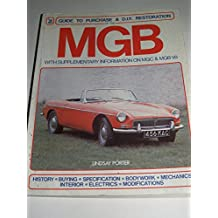 Mgb: Guide to Purchase and D. I. Y. Restoration