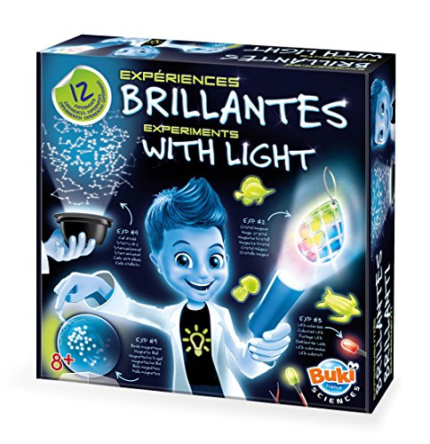 Buki France 2149 - Experimentos brillantes