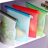 Best Simple Food Storage Containers - Volar Fashion Kitchen Accessories Food Silica Gel Vacuum Review