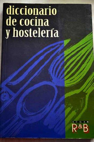 Descargar Libro Diccionario de cocina y hosteleria (Recetarios) de Unknown