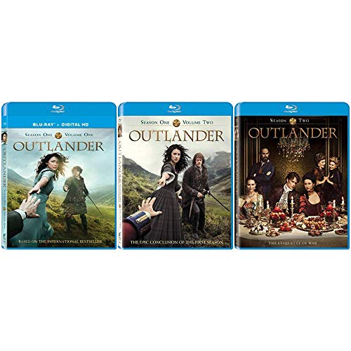 Outlander: TV Series Complete Seasons 1-2 Blu-ray Collection