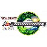 VivaGrow Aquarium LED-Leuchte 50-120 cm RGB mit Controller (120 cm)