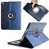 iPad Air 2 9.7 Inch Caso, Avril Tian 360 Degrees rotación Función atril magnética con ranuras...