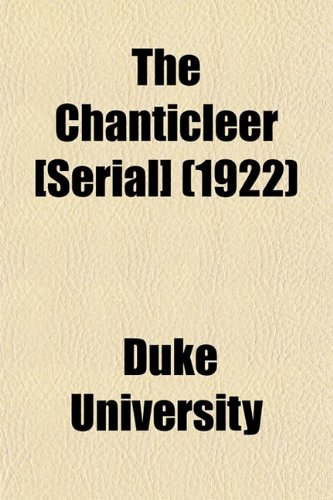 The Chanticleer [Serial] (1922)