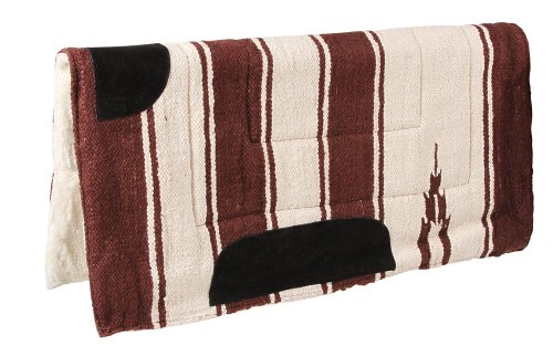 Kerbl - 32951 - Couverture western - Beige/rouge