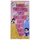 Associated Weavers Kids Corner Tapis de sol marelle Disney Princesses 80x160cm