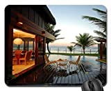 Terrasse house Mouse Pad, Mousepad (Houses Mouse Pad)