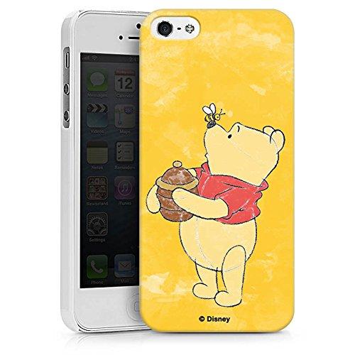 Apple iPhone X Silikon Hülle Case Schutzhülle Disney Winnie Puuh Fanartikel Geschenke Hard Case weiß