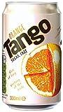 Tango Orange Sugar Free, 330 ml (Pack of 24)