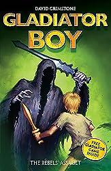 The Rebels' Assault: Book 4 (Gladiator Boy)