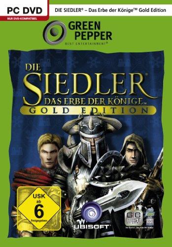 Die Siedler: Das Erbe der Könige - Gold Edition
