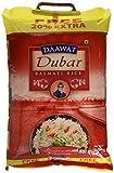 #4: Daawat Dubar Basmati Rice, 5kg (with Extra 1kg)