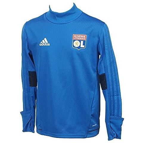 Sweat Training Adidas - Adidas Olympique Lyonnais Training Top