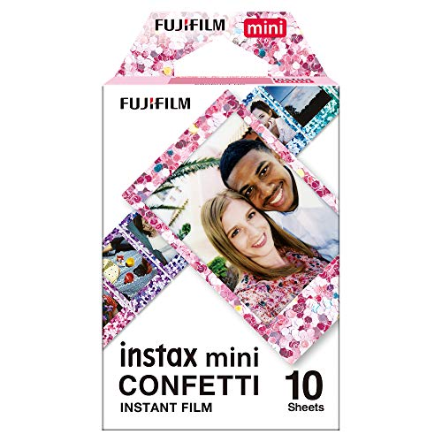 Instax Mini-Filmkonfetti, 10 Stück (Filmes)