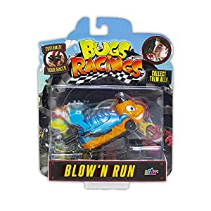 Toy Partner- Bugs racings Juguete, Coche, Multicolor (0148)
