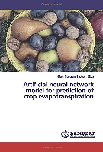 Artificial neural network model for prediction of crop evapotranspiration