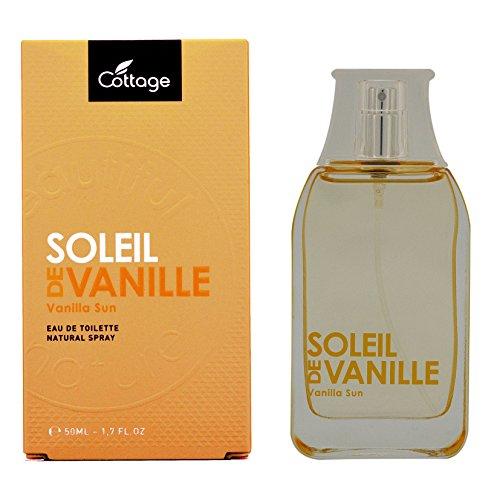 Cottage Eau de Toilette Soleil-Vanille - Gel Vanilla Eau De Toilette