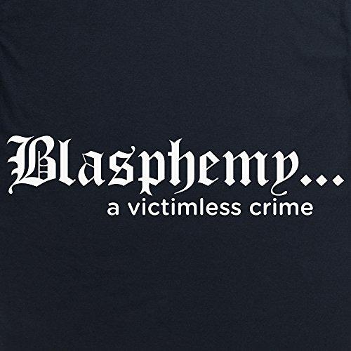 Blasphemy T-Shirt, Damen Schwarz