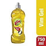 #1: Vim Dishwash Gel - 750 ml (Lemon)