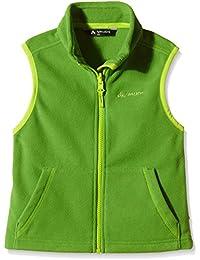VAUDE yalca Eagle Eye Vest, otoño/invierno, infantil, color Verde - verde, tamaño 8 años (128 cm) [DE 122/128]