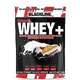 Blackline 2.0 Honest Whey+ 12,5% Garantierter Isolatanteil. Instant Whey (Extrem Gut Löslich) Mit Natürlichem EAA Anteil. Für Muskelaufbau, Kraftsport Und Bodybuilding. 1 x 1000g (Bienenstich)