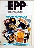 ECHO DE LA PRESSE ET DE LA PUBLICITE (LÕ) [No 1462] du 08/09/1986 - PRESSE AGRICOLE ÔÇô LA NOUVELLE DONNE - SOMMAIRE - PRESSE ÔÇô LANCEMENT DÔÇÖELECTRONIQUE HEBDO LE 25 SEPTEMBRE ÔÇô UNE RENTREE EN FORCE POUR LÔÇÖOPG ÔÇô GROUPE HACHETTE DEUX PROJETS DE QUOTIDIENS NATIONAUX A LÔÇÖETUDE ÔÇô ARTS GRAPHIQUES ÔÇô VA-ET-VIENT ÔÇô LE NOUVEAU LIBERATION CUVEE 86 EST ARRIVE ÔÇô PUBLICITE ÔÇô CREATION DE OMEC CENTRALE DÔÇÖACHAT DÔÇÖESPACE ET DE MEDIA PLANNING EUROPEENNE PAR OGILVY & MATHER WORLDWIDE ÔÇô