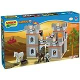 Androni Unico Plus 8571 - Castillo para construir (168 piezas)