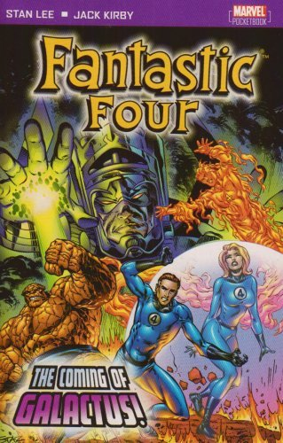 Fantastic Four: Coming of Galactus! by Stan Lee (April 19,2005)
