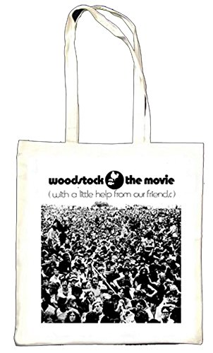 Woodstock le film Totebag