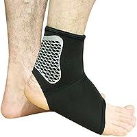 Eizur Unisex Fußbandage Knöchelschutz Knöchelstütze Atmungsaktive Knöchelbandage Fußschlaufe Sprunggelenk Unterstützung... preisvergleich bei billige-tabletten.eu