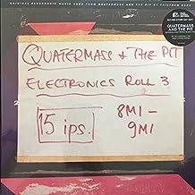 "Quatermass and the Pit - Electronic Music Cues (Luminous Vinyl) [10"" VINYL]"
