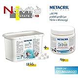 Oxygène pastilles de 20g + oxygène Shock 750 g. - traitement non chlorant de piscine et spa hydromassage (Teuco,Jacuzzi,Dimhora,Intex,Bestway,etc.) Expédition immédiate