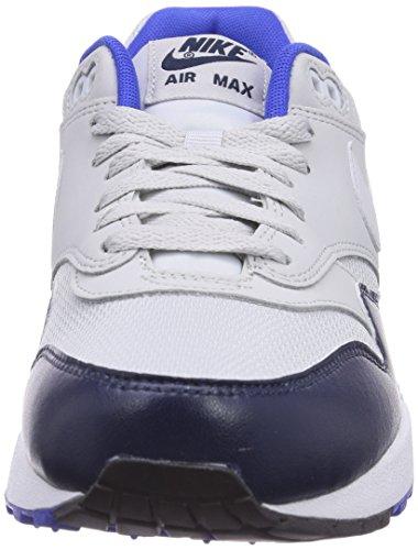 Nike - 537383-600, sneakers da uomo grigio(Grau (Pure platinum/pr pltnm-mid nvy 023))