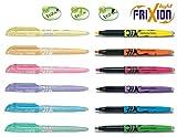 Surligneurs FriXion - Effaçables 12 Stück neon | pastell
