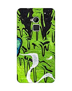 Mobifry Back case cover for HTC One Max Mobile ( Printed design)