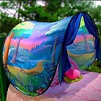 WJiXin Tentes Pliantes Dream Magic Tents for Child (Luminous Park)