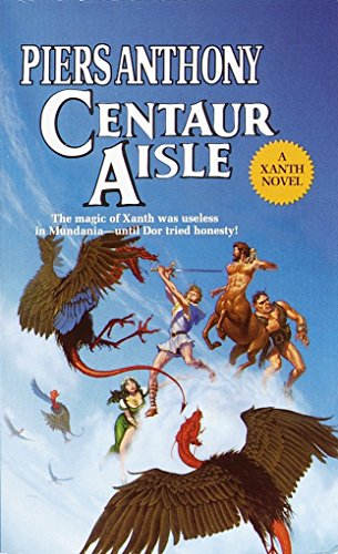 Cover of Centaur Aisle (Xanth 4)