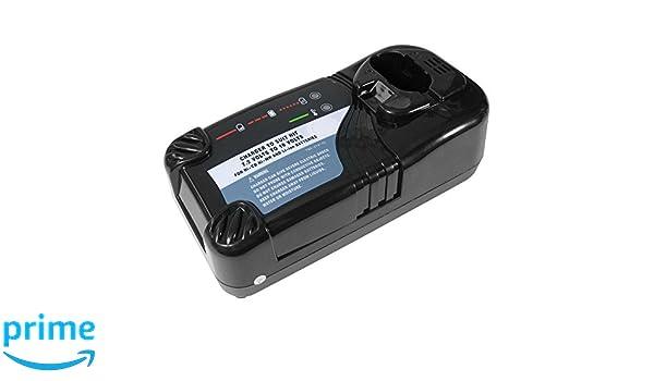 Chargeur de batterie Li-ion 7,2 V-18 V Ni-Cd Ni-MH remplace Hitachi UC18YKL UC18YRL UC14FYA UC14YFA UC12SD UC14Y pour EB12 EB14 EB18 BCL1415 BCL1430
