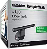 Rameder Komplettsatz, Dachträger Tema für Audi A3 Sportback (118762-10459-1)