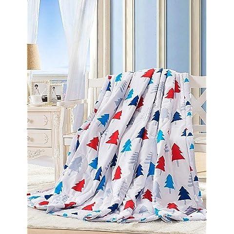 YangR*ben progettato reversibile e confortevole estate moda Quilt , pieno