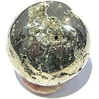 Große Goldene pyrite 184g 45mm Kugel Kristall heilende metaphysischen Edelstein Reiki Feng Shui mit für die... preisvergleich bei billige-tabletten.eu