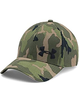 Underarmour - Under armourairvent Core - Gorra - Downtown Green